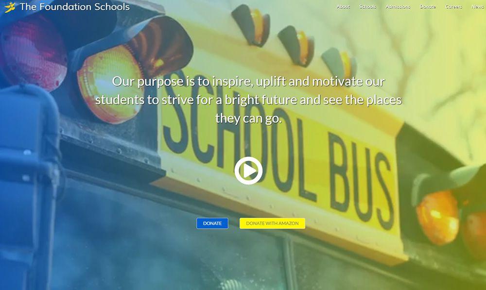 Foundation Schools screenshot