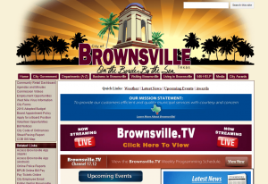 City of Brownsville Desktop