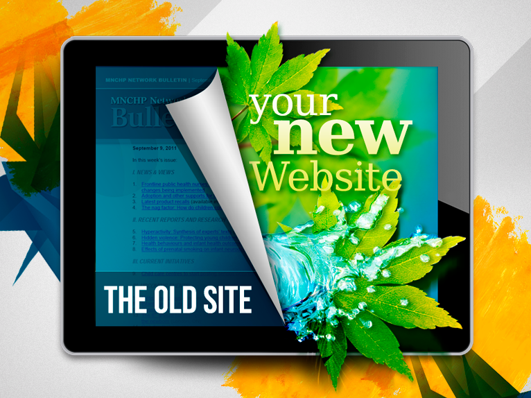 web design to refresh your current website