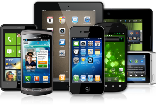 Why Mobile Matters - Web Mobile Image